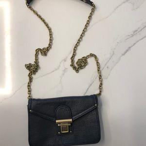 Small shoulder purse
